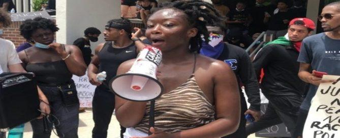 Oluwatoyin Salau, black lives matter