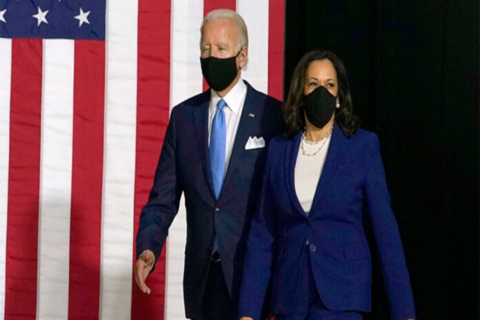 Joe Biden, Kamala Harris, Democratic