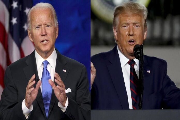 election, Joe Biden, Donald Trump