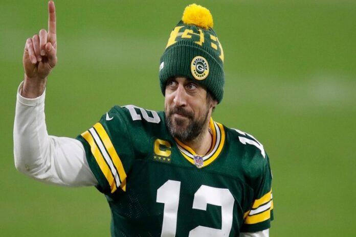 Aaron Rodgers, MVP, NFL, Green Bay Packers