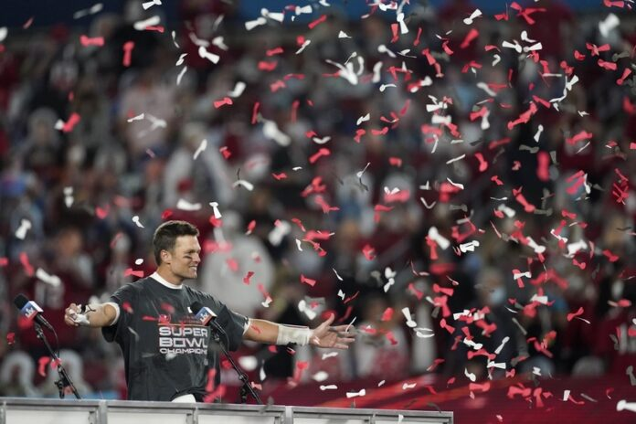 Tom Brady, Superbowl LV