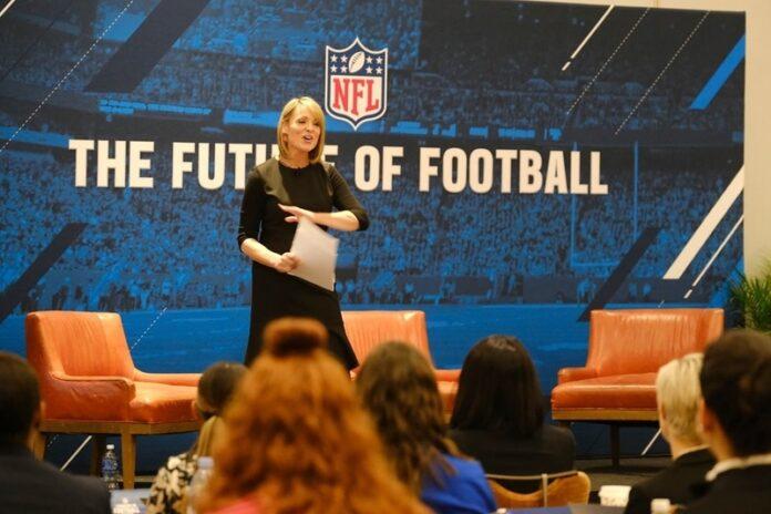 Women's football forum, nfl