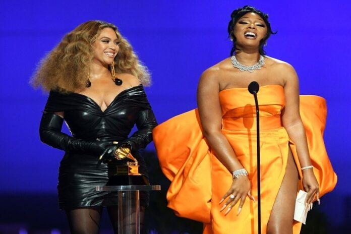 Beyonce, Grammys 2021