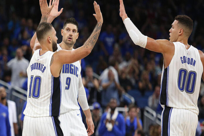 Orlando Magic, trade, Nikola Vucevic, Aaron Gordon, Evan Fournier,