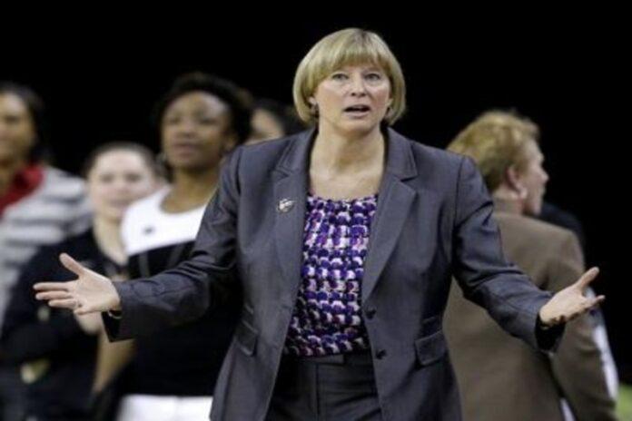 women's basketball, sharon versyp