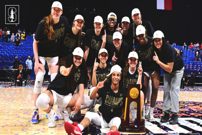 Stanford Cardinal, Haley ones, ncaaw