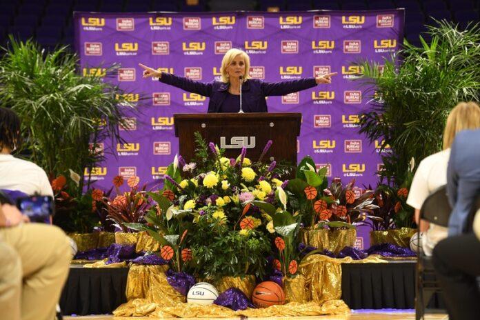 Kim Mulkey, LSU TIgers