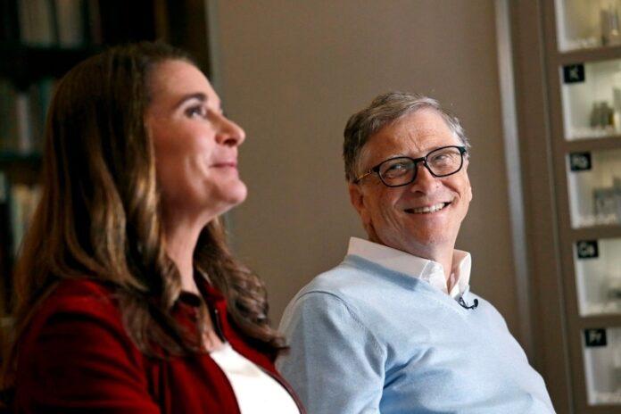 Bill Gates, Melinda Gates, Microsoft