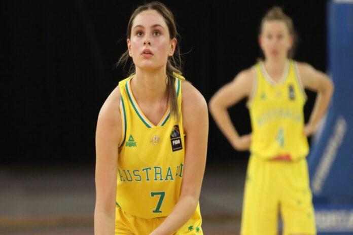 Charlise Dunn, Australian, ncaaw