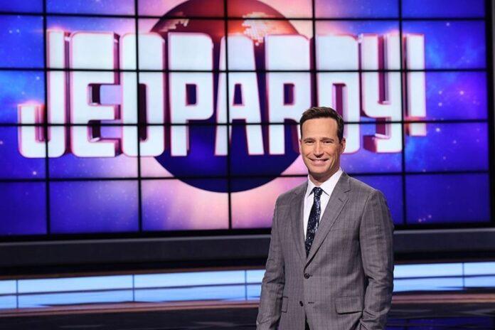 Mike Richards, Jeopardy