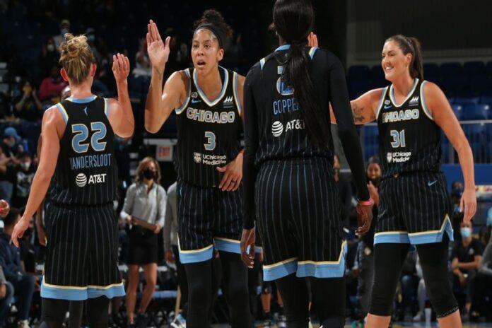 Chicago Sky, WNBA, Minnesota Lynx