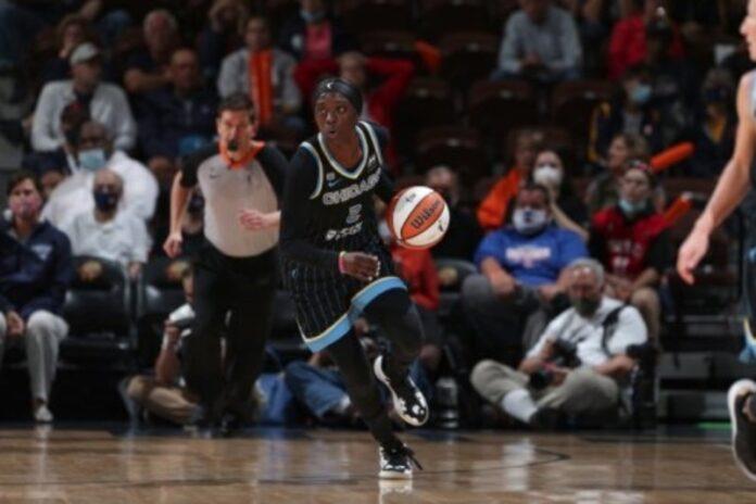 Kahleah Cooper, Chicago Sky, WNBA